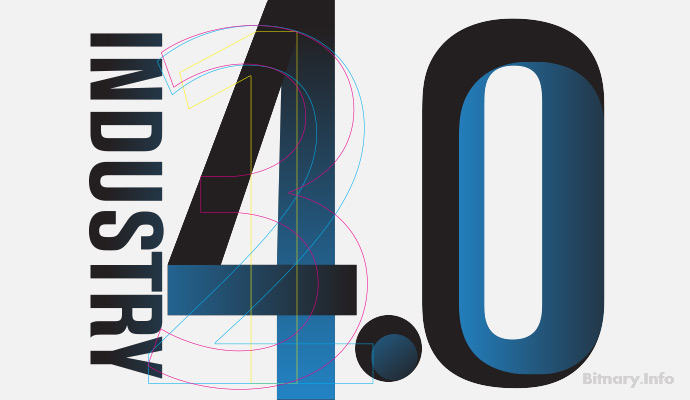 Industry 4.0 - Fourth Industrial Revolution, the Second Digital Revolution - Bitnary.info