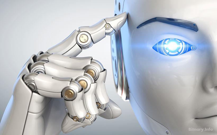 Cognitive RPA Robot