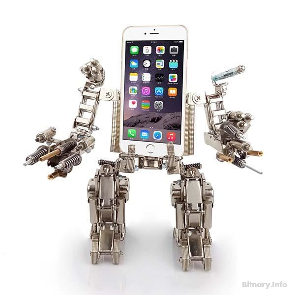 Your mobile phone will be your Personal Cognitive RPA Robot